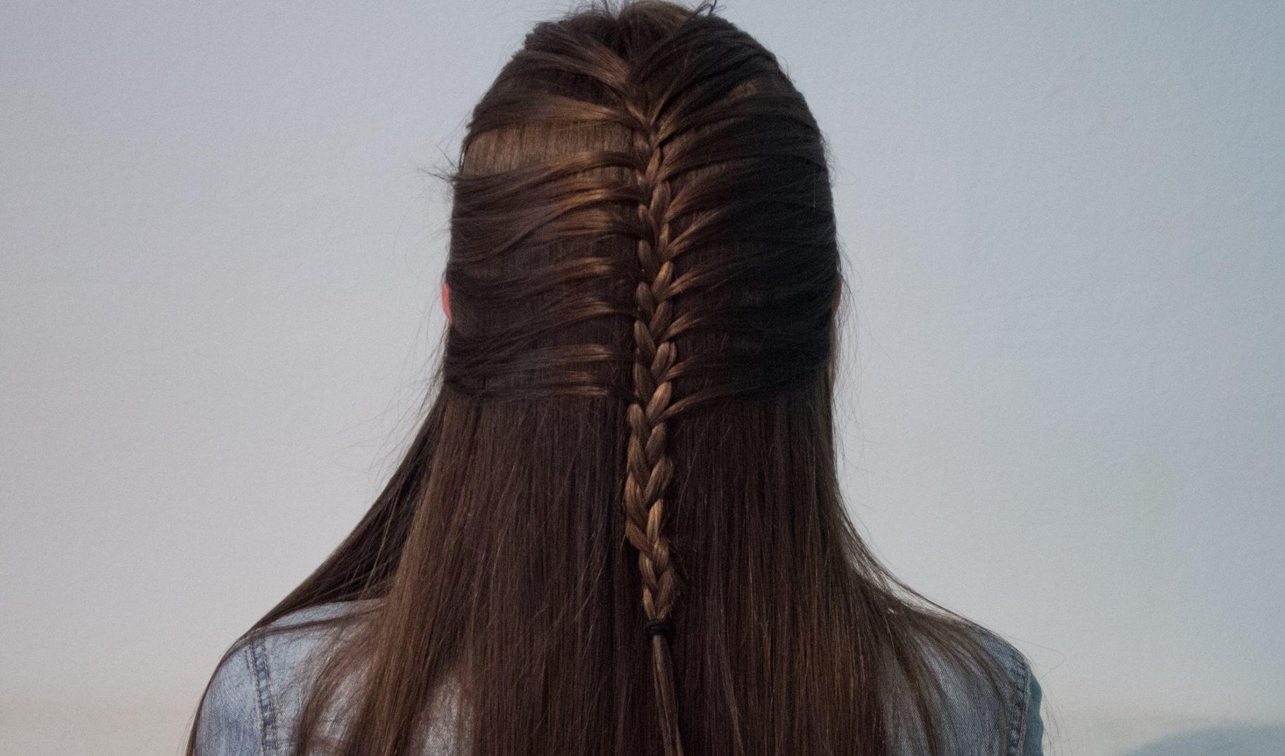 Haare wie Ariel: Mermaid Braid