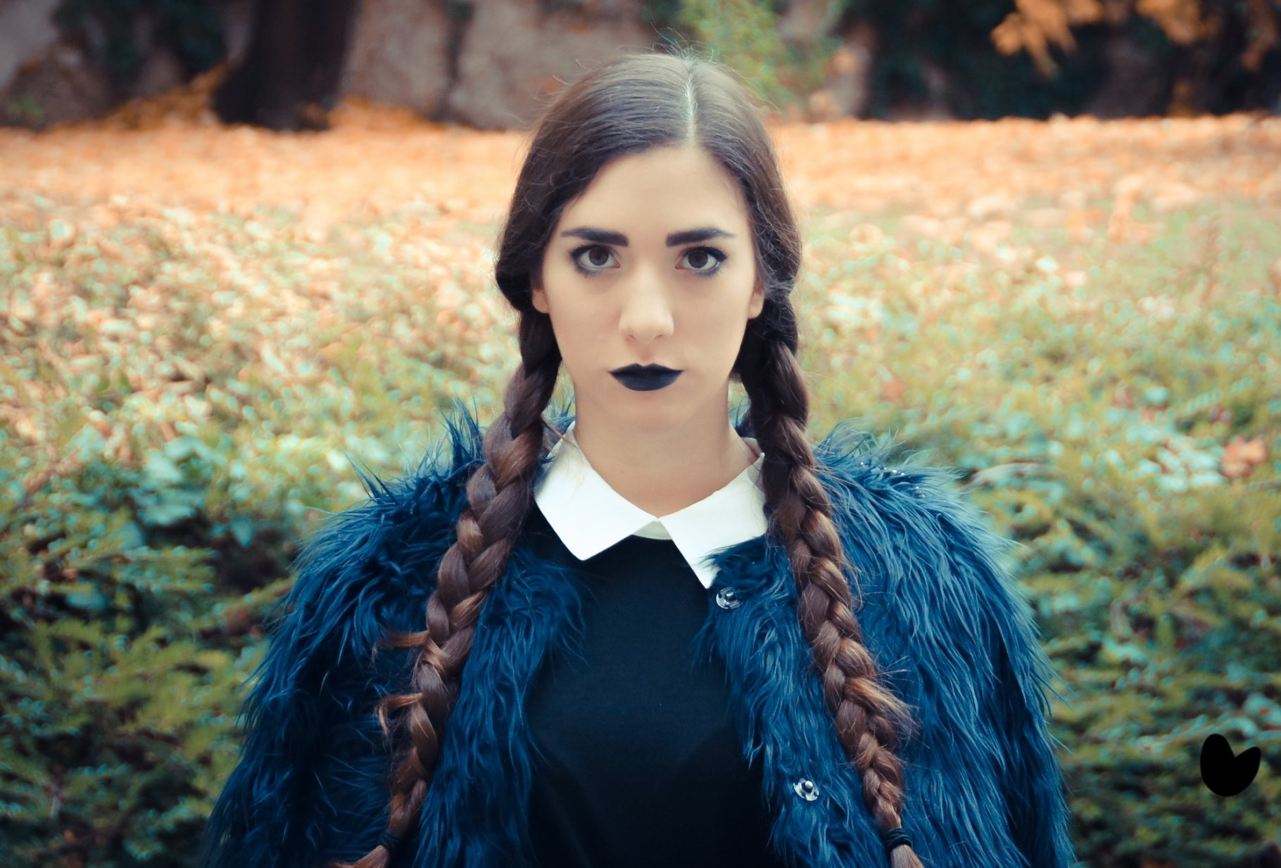 Look: Wednesday Addams