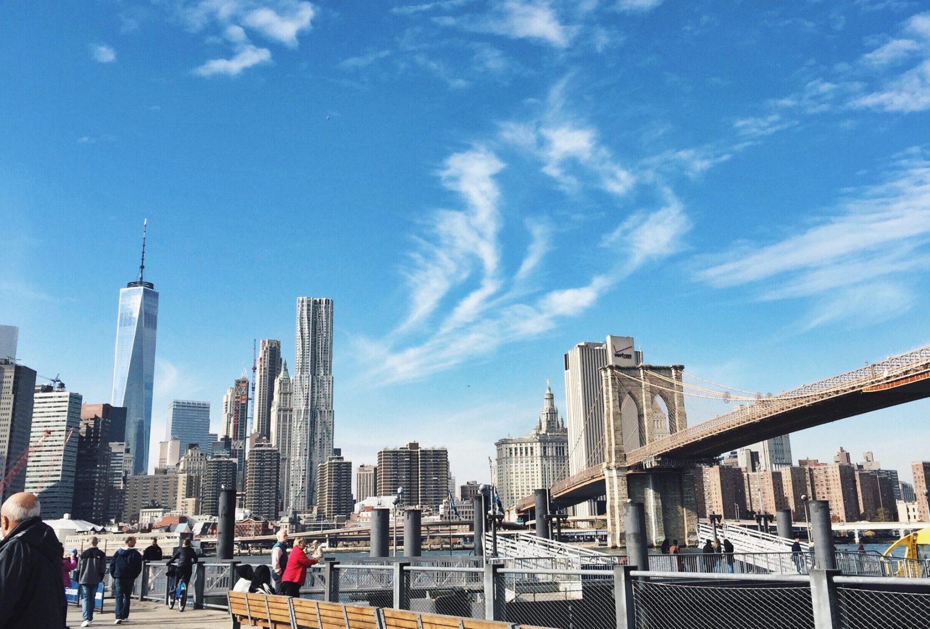 New York Photo Diary: <br> Meine Schnappschüsse vom Big Apple