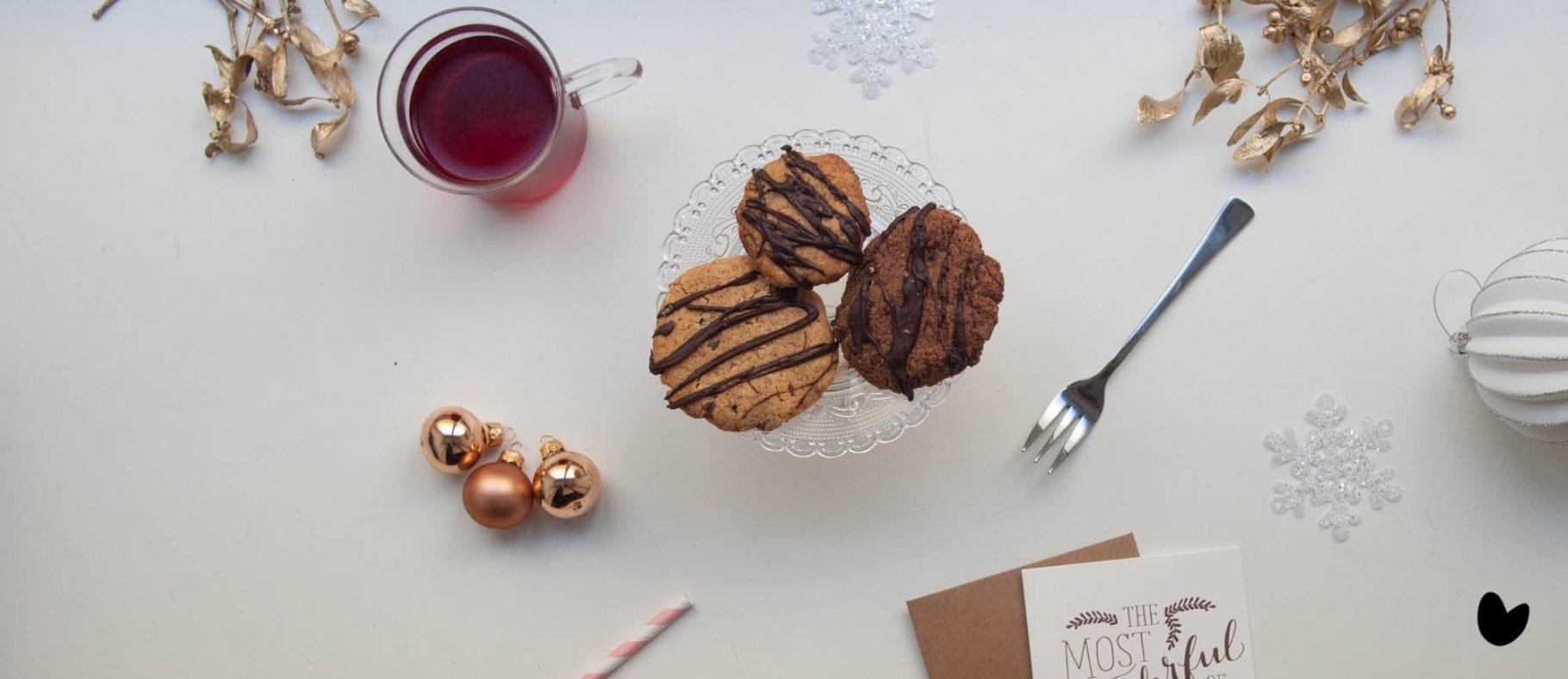 Die etwas anderen Weihnachtscookies   Low Carb Kekse