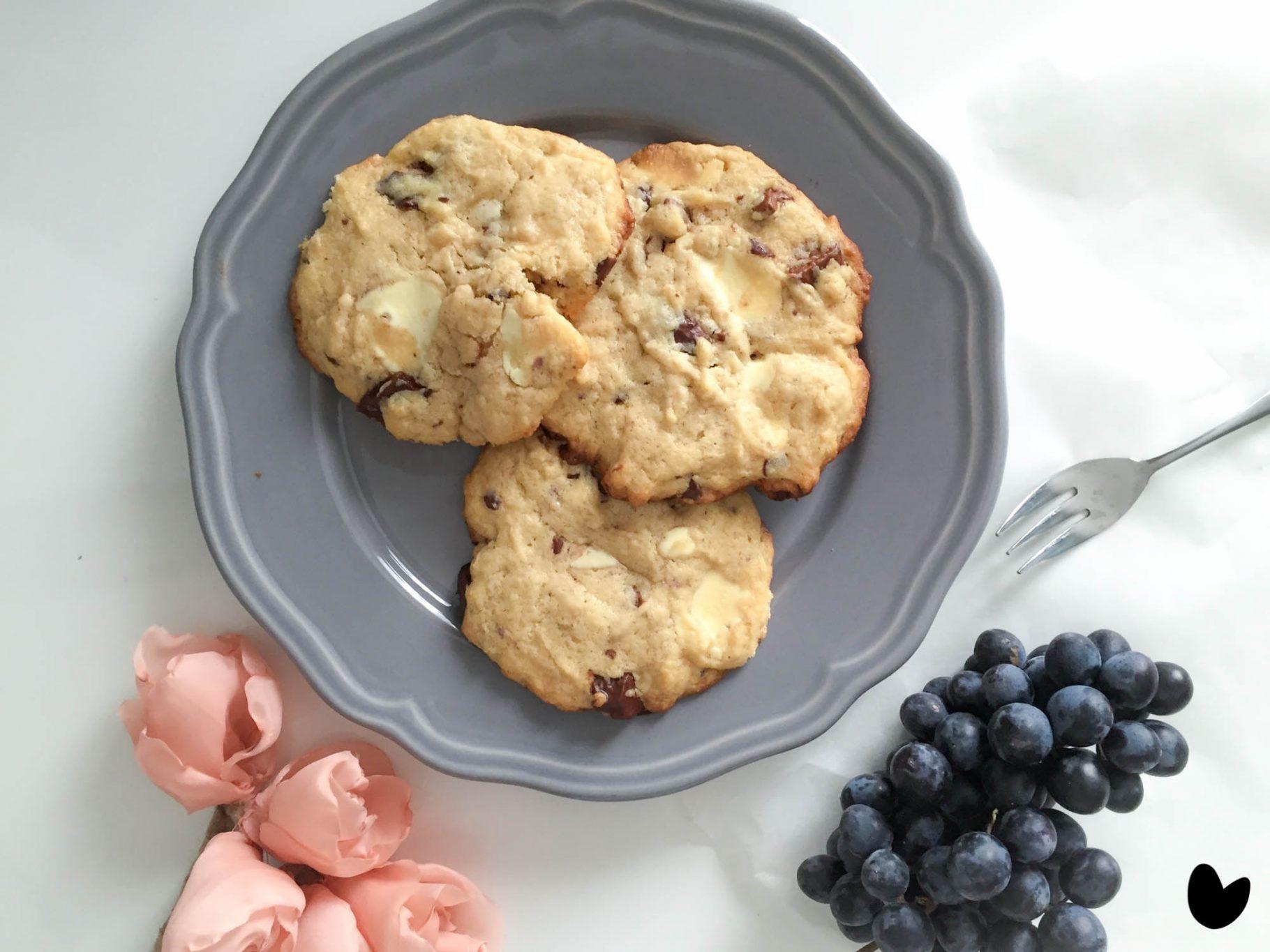 Fastenzeit vorbei – Chocolate Chip Cookies