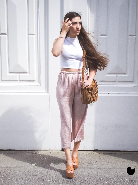 Look: Summer Culottes