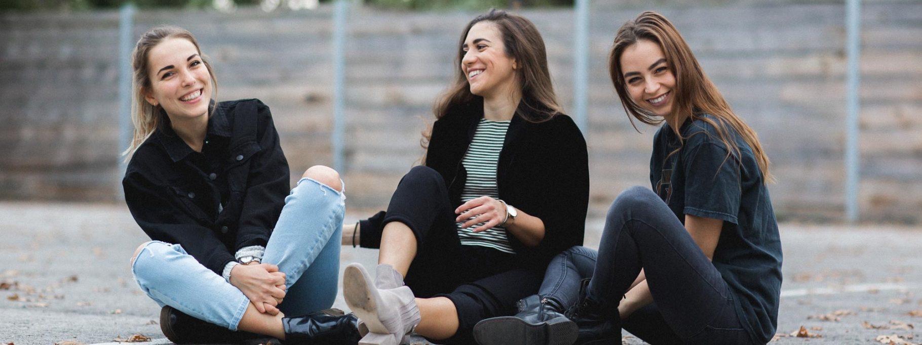 3 ladies – 3 Meinungen <br> Wieso ich Feministin bin