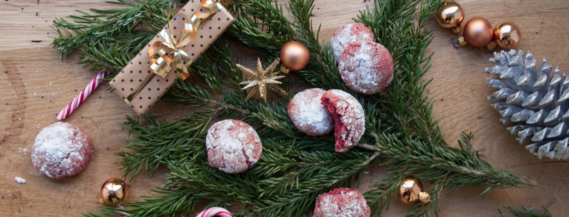Delicious Red Velvet Cookies