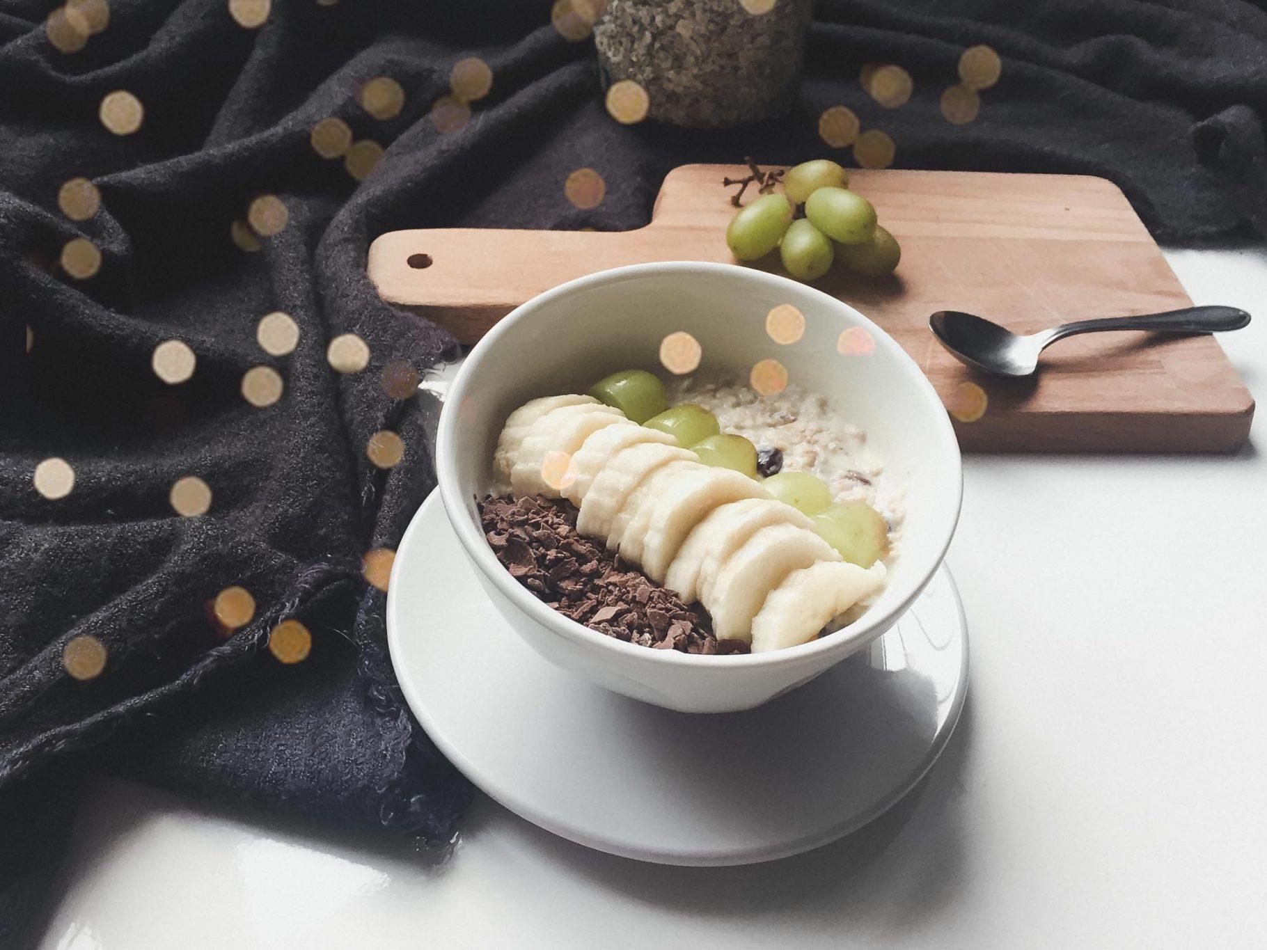 Das schnellste und einfachste Porridge aller Zeiten