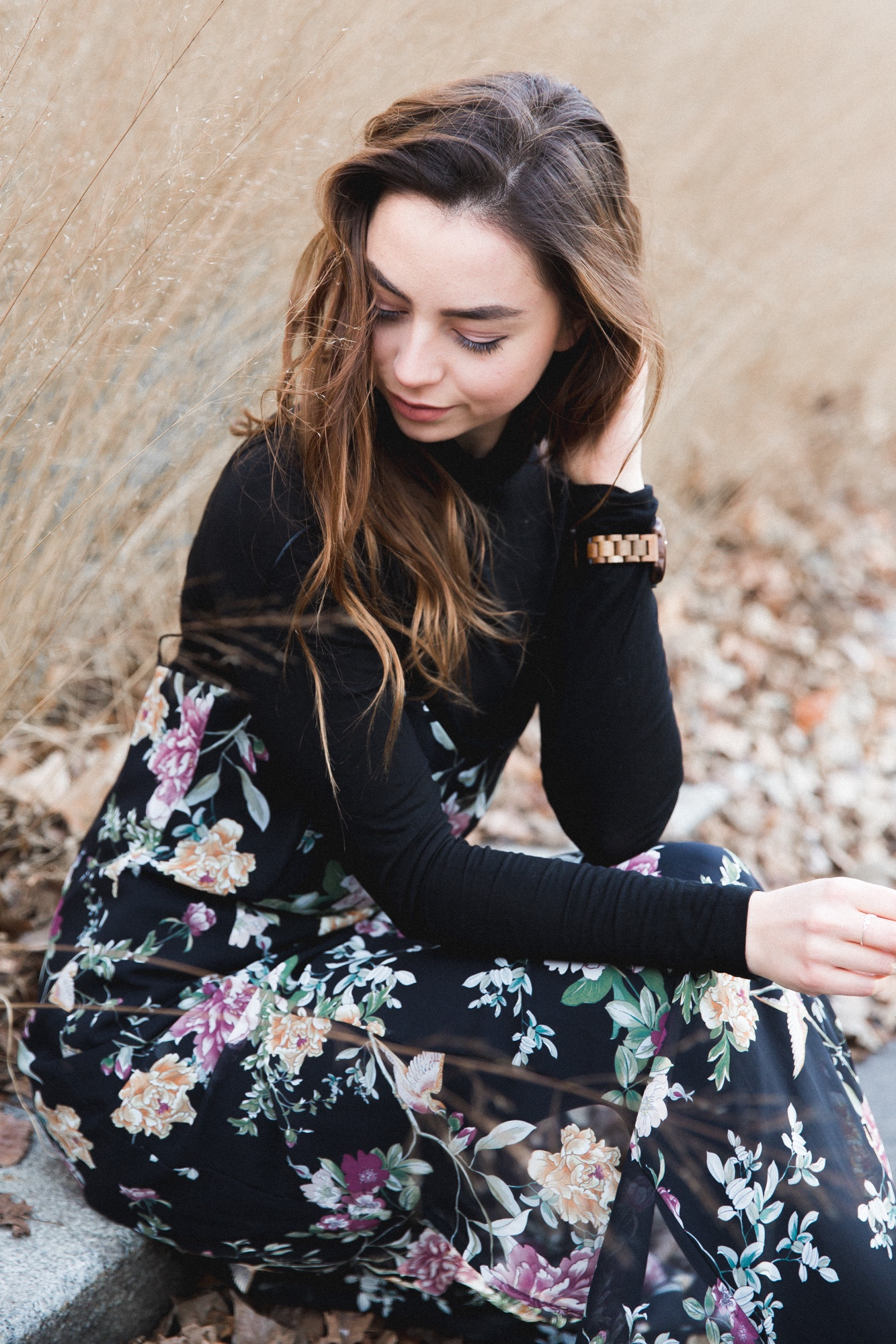 How to Wear: Sommerkleid im Winter tragen #2