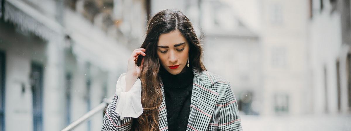 How to Wear:<br> Sommerkleid im Winter tragen #1