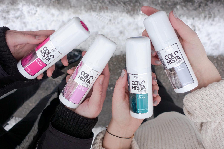 colorista, colorista blau, colorista pink, colorista squad, haarfarbspray, loreal colorista erfahrung, loreal colorista sprayDSC00534