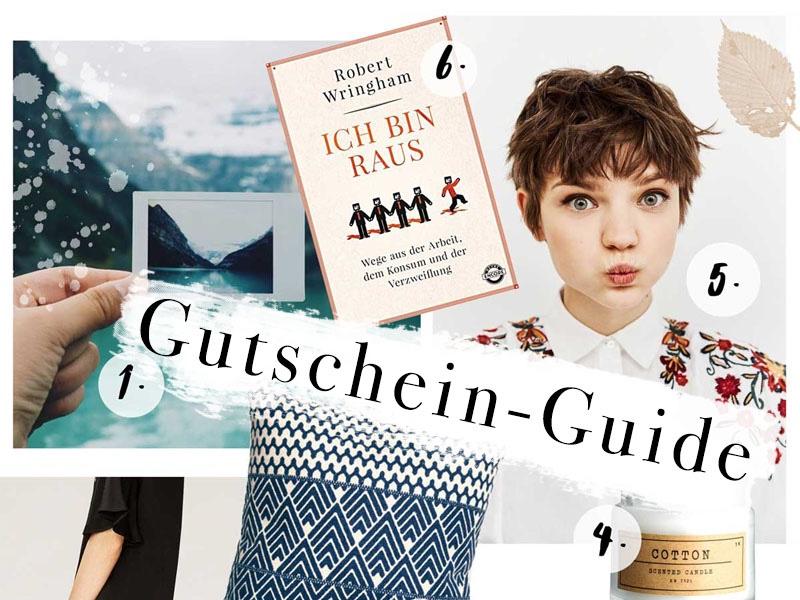 What to shop now |Gutschein-Guide