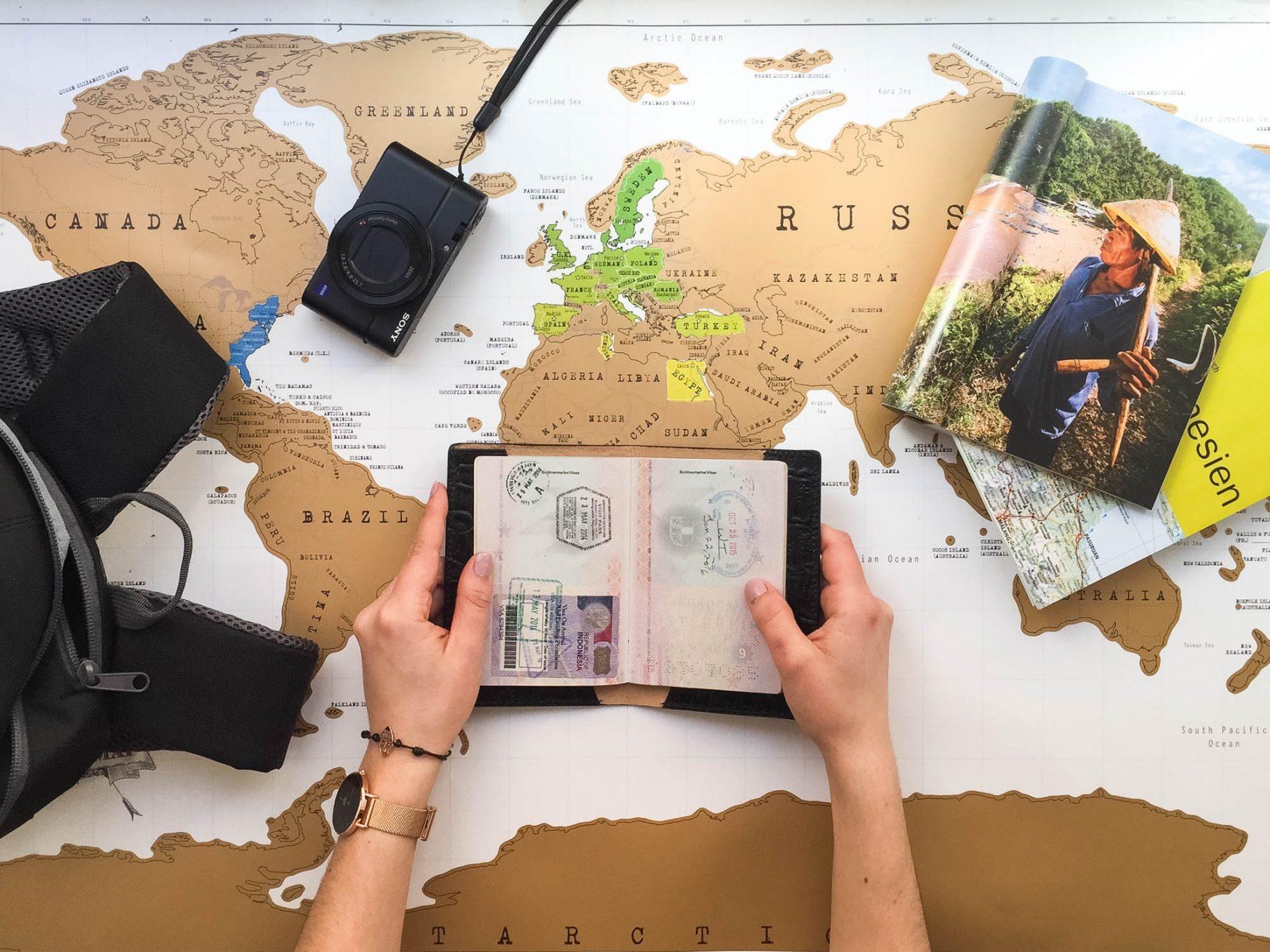 Urlaubsvorbereitung |Wohin geht die Reise?