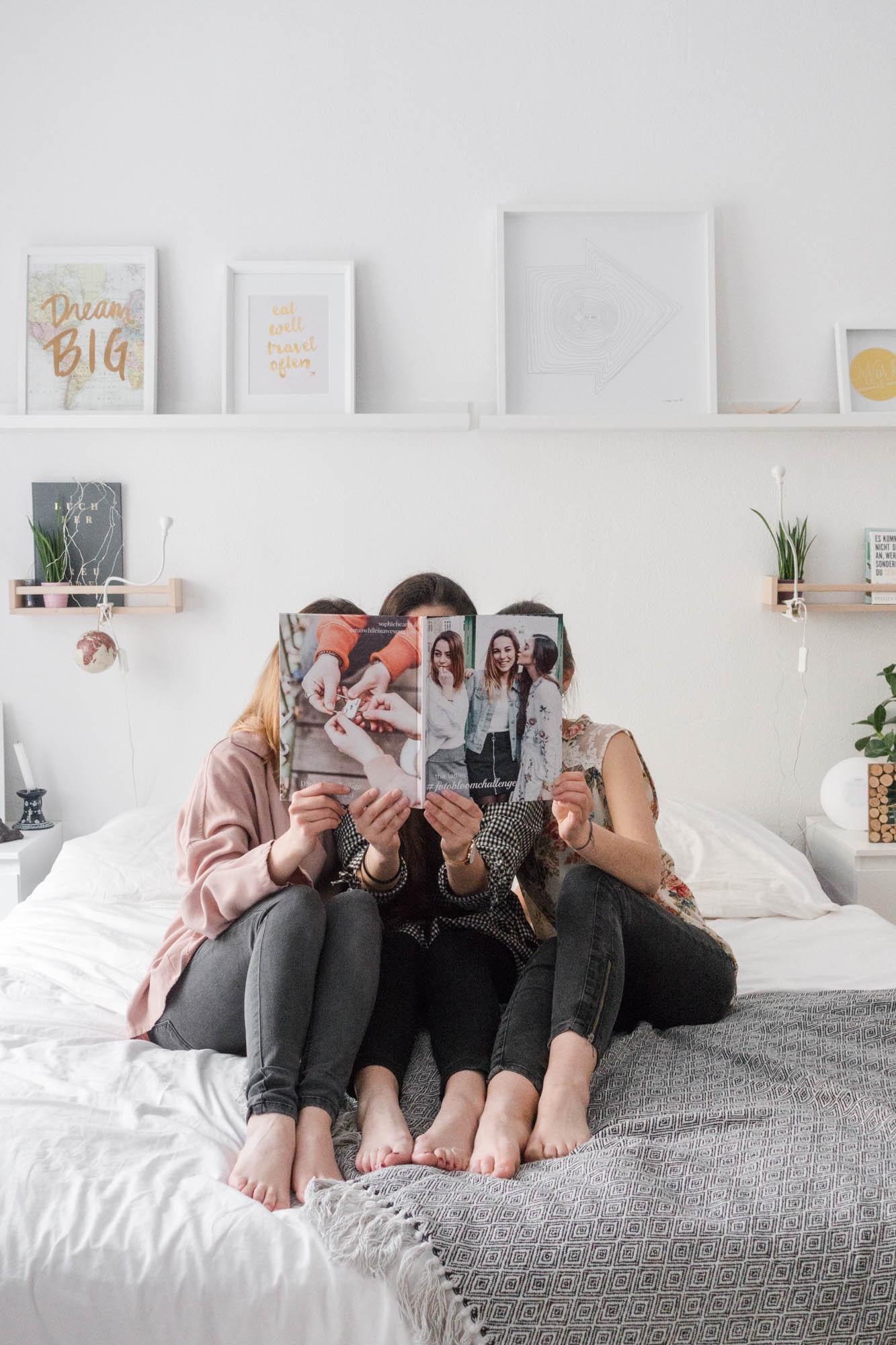 Unser Fotobuch ist da! <br> #fotobloomchallenge | AD