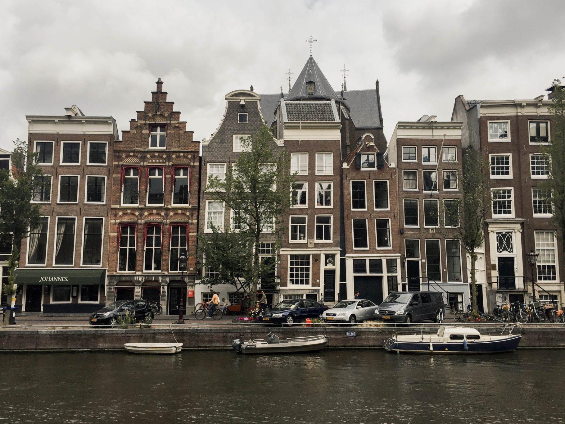 Amsterdam(n)! <br> Was macht man eigentlich bei einer Pressereise?