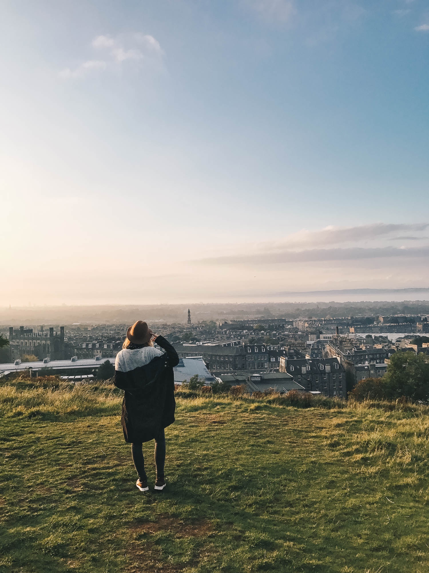 3 Tage Edinburgh | Vintage, Books and Vegan Love
