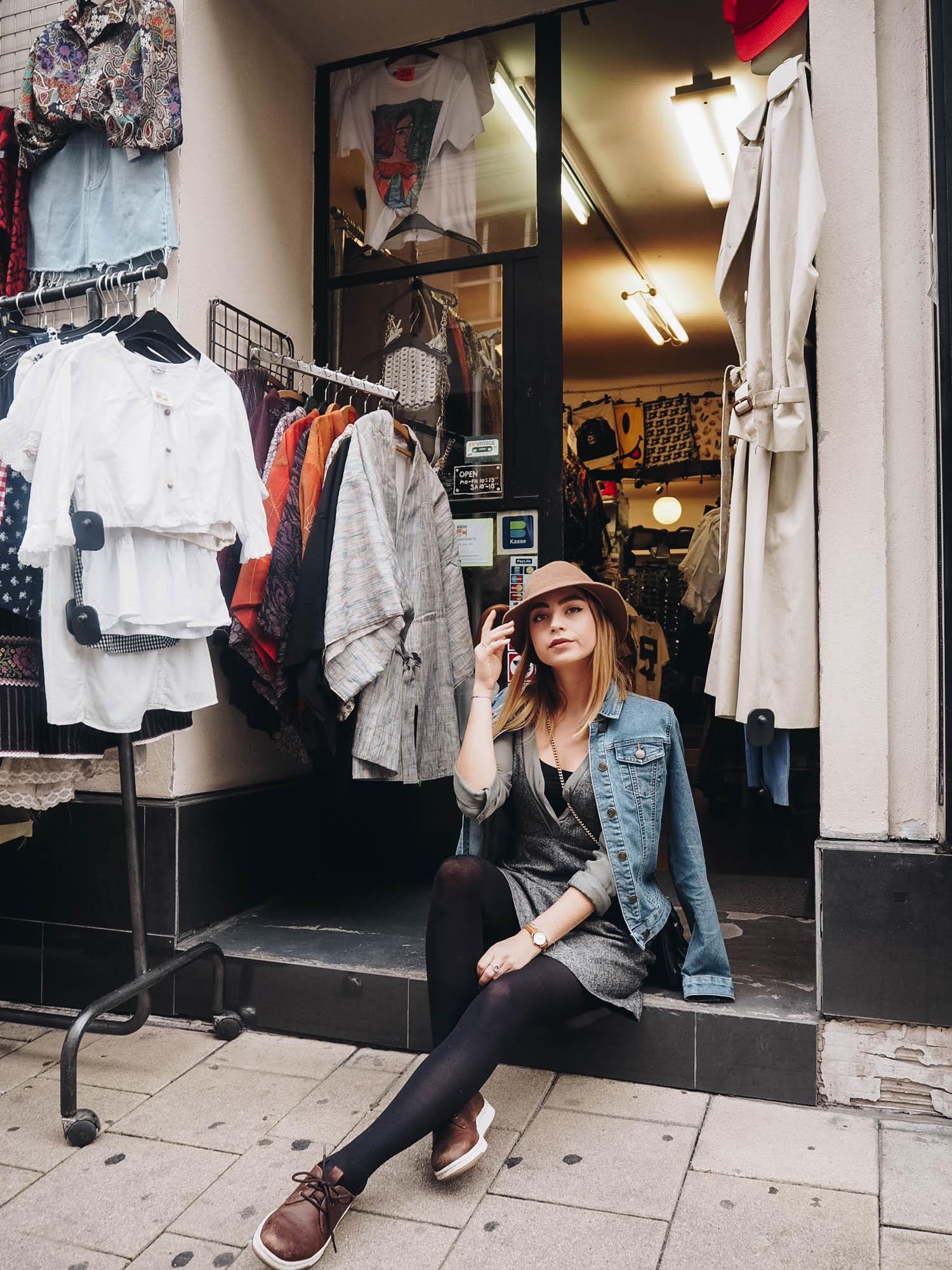 Kleider shoppen wien