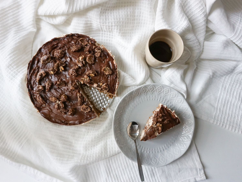 Ferrero Rocher-Torte