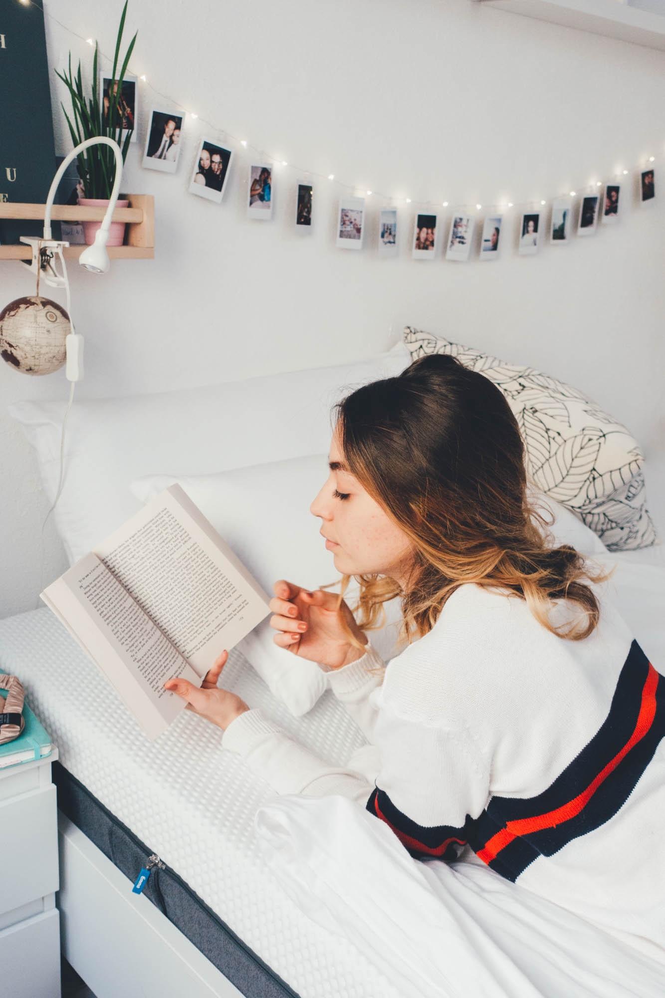 10 tips f r besseren schlaf wie du zum fr haufsteher wirst the ladies. Black Bedroom Furniture Sets. Home Design Ideas