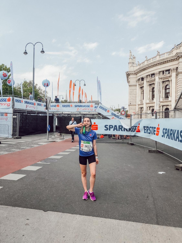 Meine VCM Geschichte 8 Dinge, die ich beim Vienna City Marathon gelernt habe.