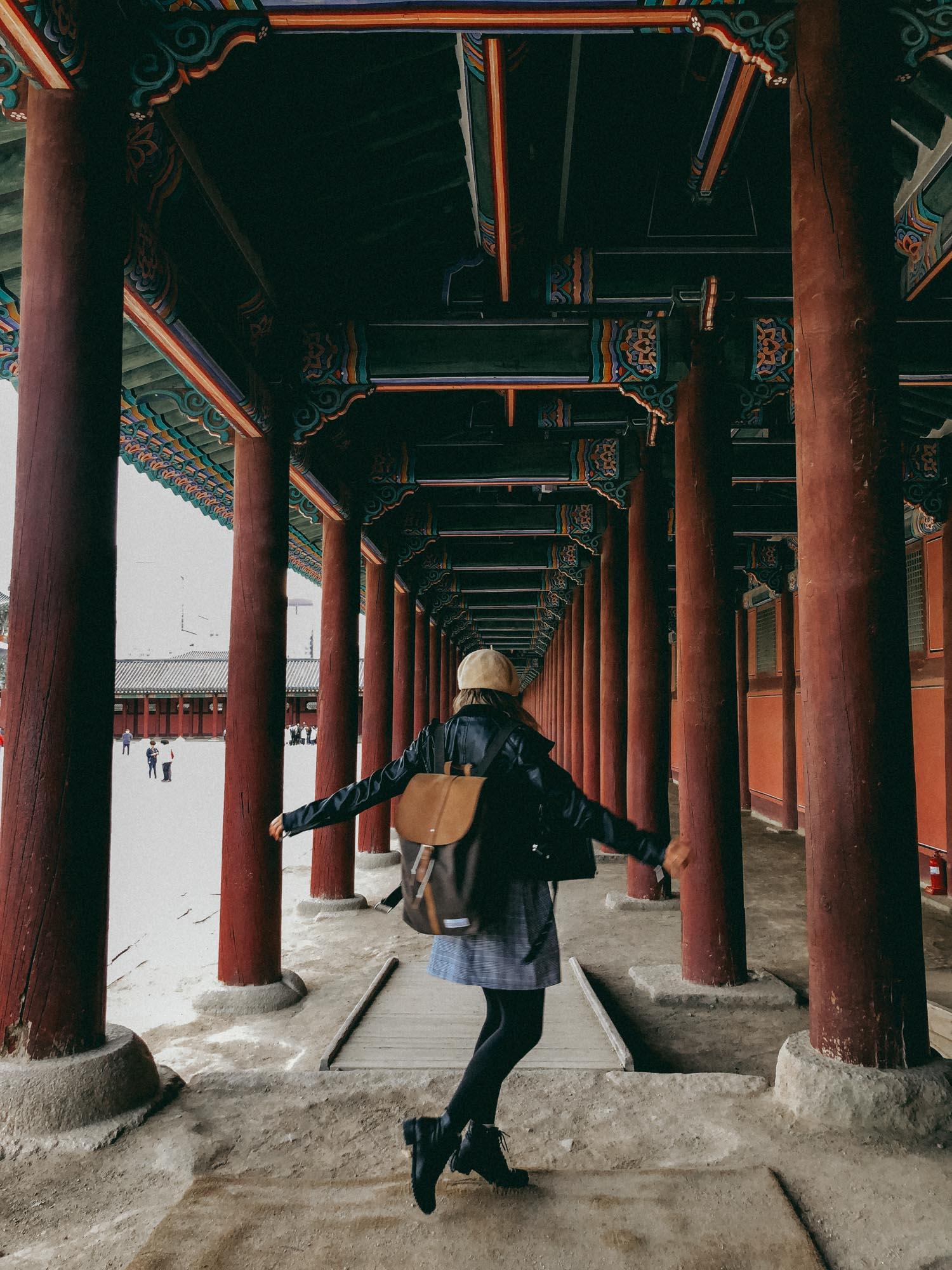 Ganz alleine auf Sprachreise  Erfahrt hier alles über meine Sprachreise nach Korea mit EF