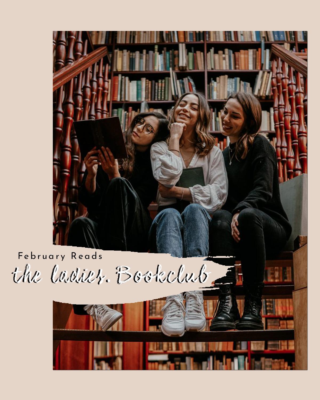 Der erste the ladies-Buchclub Ihr habt gewählt! Unsere erste Ausgabe des the ladies-Buchclubs inkl. Rezensionen und Lesetipps.