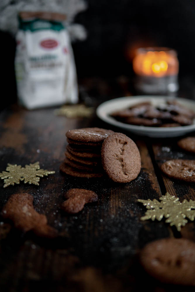 Türchen 3 –Vegane Spekulatius-Kekse mit HOFER